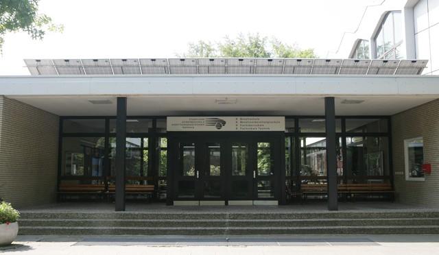 ehemaliger Schuleingang