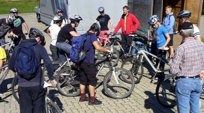 Mountain Bike Tour im Harz