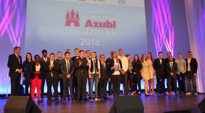 Schülerin der BS16 wird Azubi des Jahres 2018