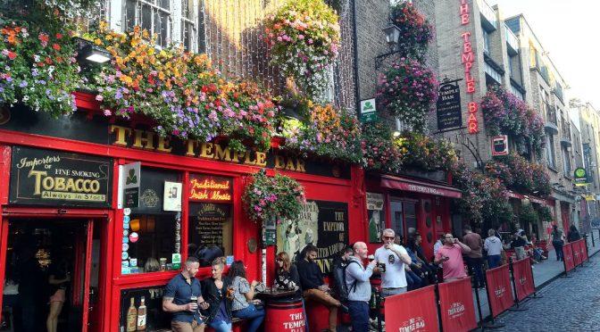 Ein Foto aus Dublin