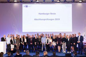 Die besten Azubis Hamburgs 2019