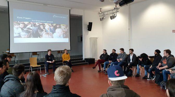 """""""Gute Nachrichten!"""" Medien-Workshop"""